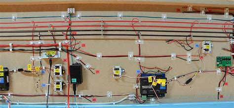 model railway electrics wiring d c c wiring electrics dcc getting you started