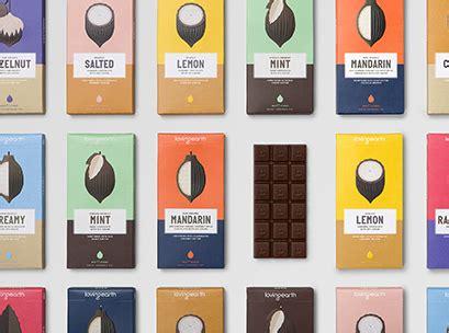 Charlemagne Organic Chocolate Its by Loving Earth Rebrands Organic Chocolate Range Inside Fmcg