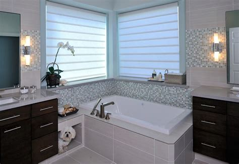 window ideas for bathrooms 5 basic bathroom window treatments midcityeast