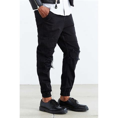 Ripped Jogger ripped jogger