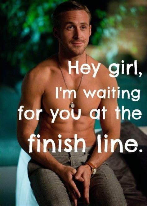 Meme Ryan Gosling - running meme of the day runnersonthego com