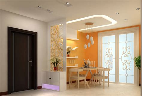 Living Room Dining Room Doors Entrance Door Partition And Dining Room