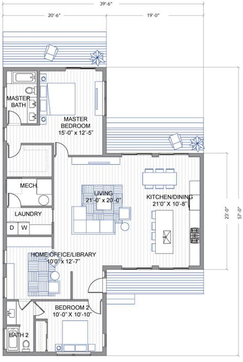 floorplan of a house 2018 10 one story house designs modern facade models and plans ideas