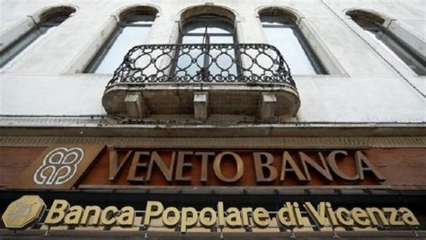 popolare di vicenza time primo incontro sull acquisizione delle ex banche venete