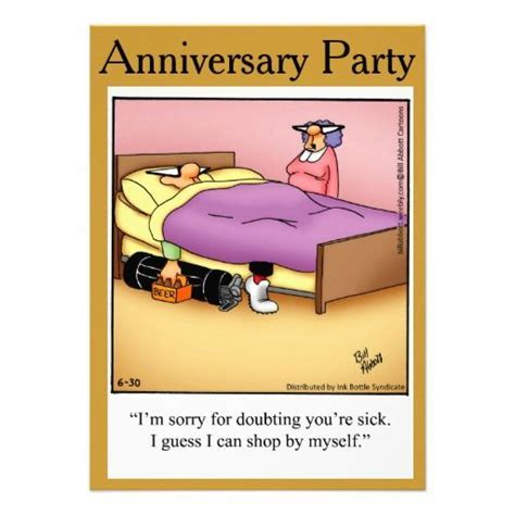 25  unique Anniversary humor ideas on Pinterest   Wedding