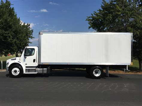 box for truck 2017 freightliner m2 box truck cdl freightliner greensboro