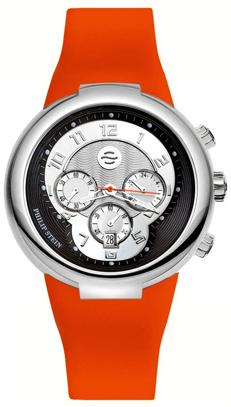 philip stein active chronograph unisex model 32 abw rm