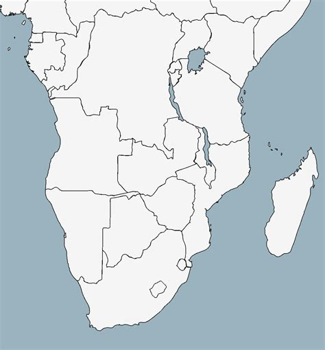 Scramble For Africa Outline Map by Best Photos Of Africa Map Blank Worksheet Blank Africa Map With Countries Country Map