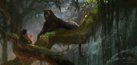 picture of the jungle book the jungle book concept by vance kovacs concept
