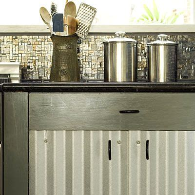 Creative Cabinet Doors Creative Kitchen Cabinet Ideas Receptions Creative And Corrugated Metal