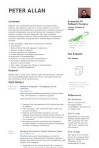 Network Engineer Resume Samples Visualcv Resume Samples