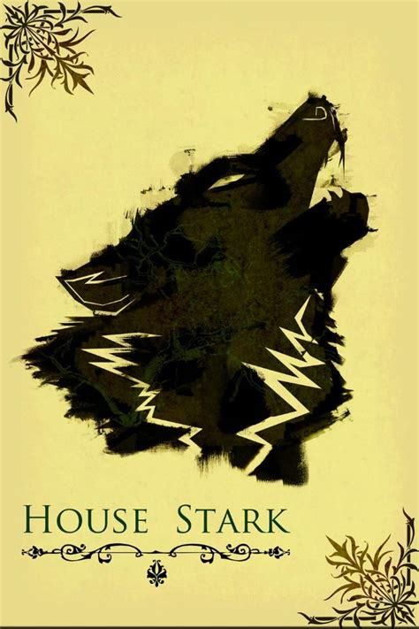 House Of Stark house stark animations