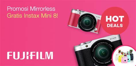 Kamera Fujifilm Lazada jual kamera termurah terlengkap lazada co id