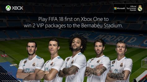 real madrid quiz book 2017 18 edition books play fifa 18 on xbox one to win 2 vip packages to