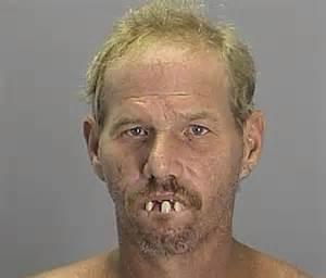 Department Mugshots See Florida S Dracula Worst Mug Ny Daily
