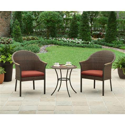 mesas para sillones juego de sillones con mesa para exterior bistro