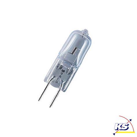 ks licht u elektrotechnik gmbh osram halogenleuchtmittel gy6 35 24v u 2000h 150w ks