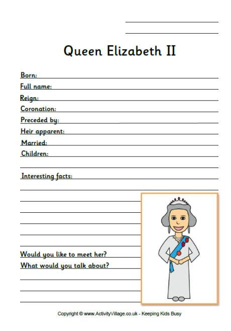 printable quiz about the royal family queen elizabeth ii worksheet elizabeth s 90th birthday