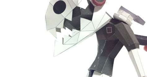 Persona Papercraft - paperized crafts