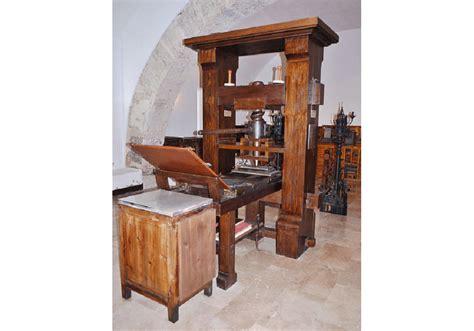 imagenes de imprentas antiguas y modernas museo de la imprenta y artes gr 225 ficas de espa 241 a sala