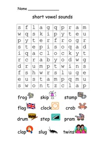 more phonic word searches by cariad2 teaching resources