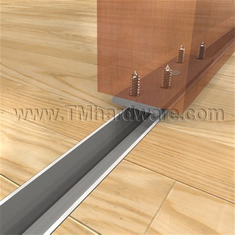 H200A Sliding Door System with Aluminum Track, 200 Lb