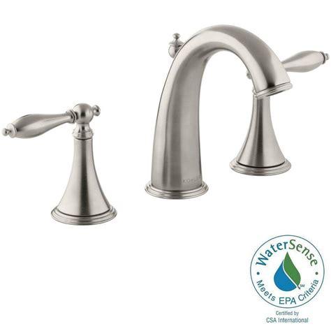 Home Depot Kohler Faucet by Kohler Bathroom Faucets Home Depot