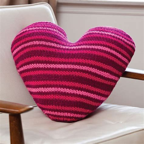 Pillow Talk Pillow by 15 Adorable Knitted S Day Gifts