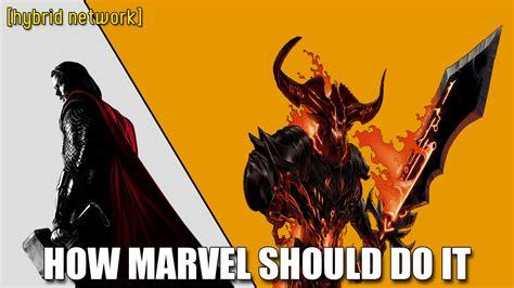 marvel s thor ragnarok the of the books how marvel should do thor ragnarok