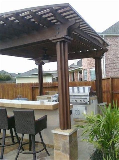 Backyard Creations Arched Pergola Pergolas