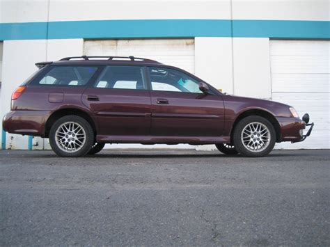 lifted subaru legacy king springs anyone running the std height or raised