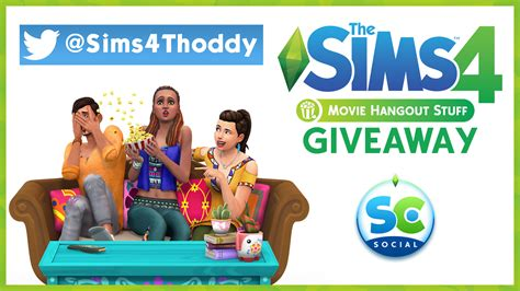 Giveaway Stuff - closed giveaway movie hangout stuff giveaway page 12 sims community social