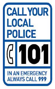 Non Emergency New Non Emergency Number 101 Launches At Herts