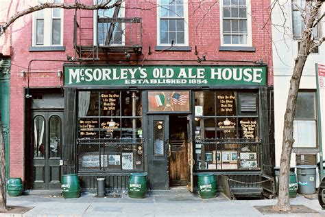 Mcsorley S Old Ale House Did Not Break My Heart John Tebeau