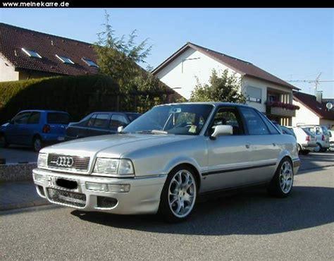 Audi 80 2 0e by Audi 80 2 0 E Quattro Photos And Comments Www Picautos