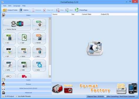 format factory quick sync format factory free download apps for pc