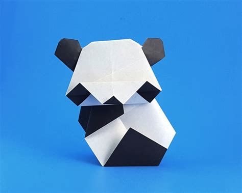 Origami Pandas - origami pandas page 6 of 8 gilad s origami page
