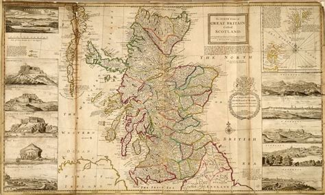 scotland mapping the nation 1780270917 map of scotland the national archives reference wo 78 419 18 documentos