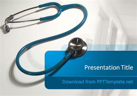 stethoscope template 20 free powerpoint templates for designyep