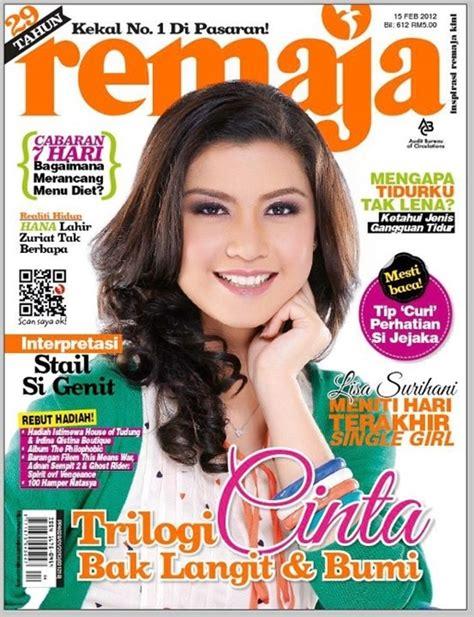 contoh cover majalah de qoya