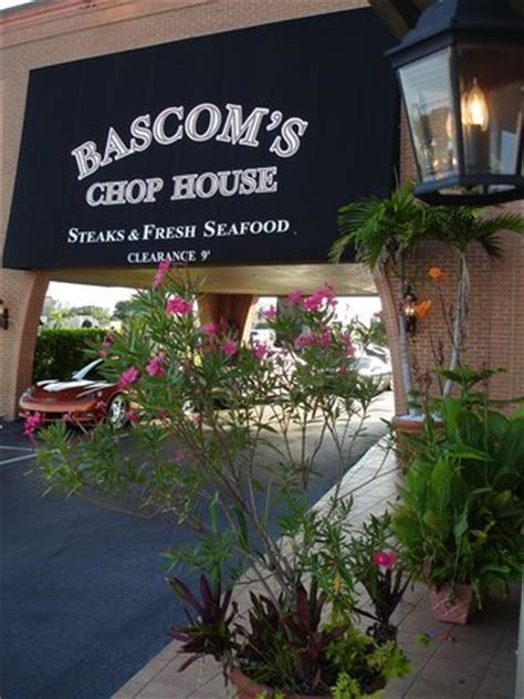 Chop House St Pete by Bascom S Chop House Clearwater Menu Prices