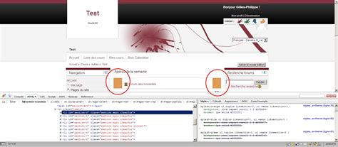 moodle theme splash mdl 25193 splash theme all css sheets color are called