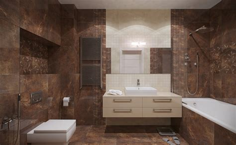 Appartments Bath by Russian Apartment Master Bathroom 2 Interior Design Ideas