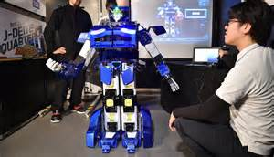 film robot humanoide transformers ce n est plus seulement un film c est une