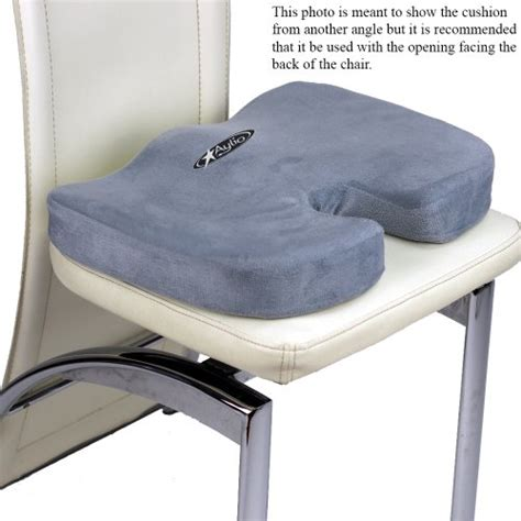 aylio coccyx orthopedic comfort foam seat cushion aylio coccyx orthopedic comfort foam seat cushion pad