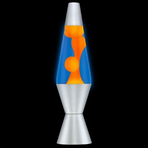 lava l light lava lite lava l orange blue