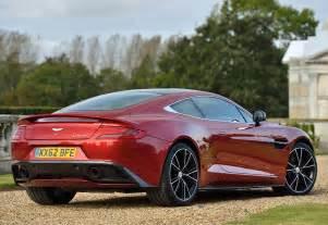 2016 Aston Martin Vanquish 2016 Aston Martin Vanquish Specifications Photo Price