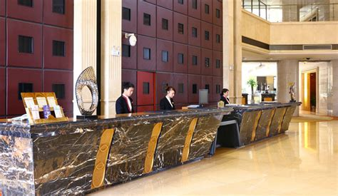 office hotel introduction of front office