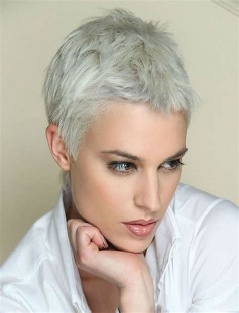haircuts for white hair 53 pixie hairstyles for short haircuts stylish easy to