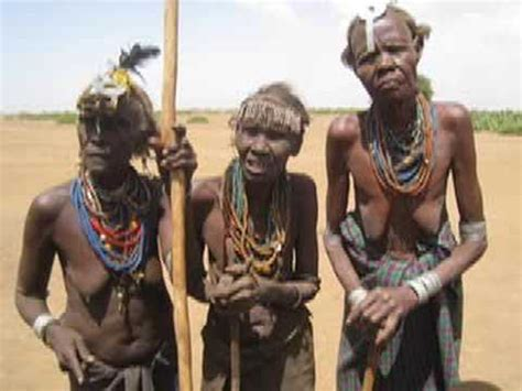 youtube african tribes african hamer and omorate tribes in the omo valley